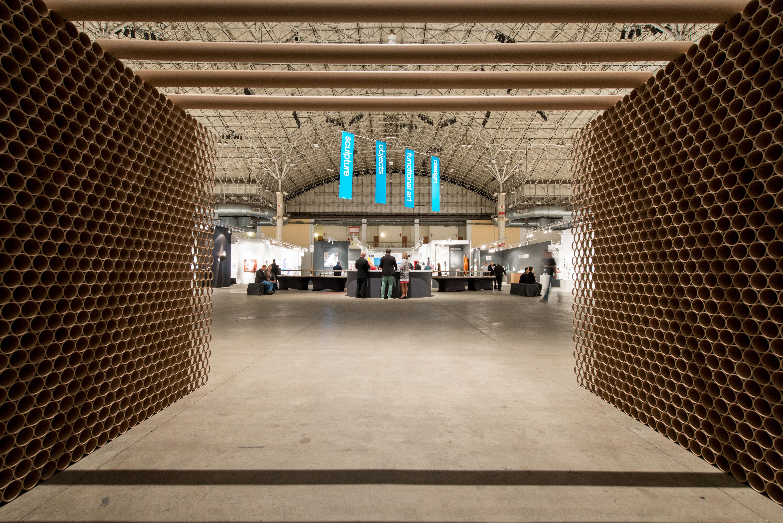 SOFA 2015: Entrance Installation
