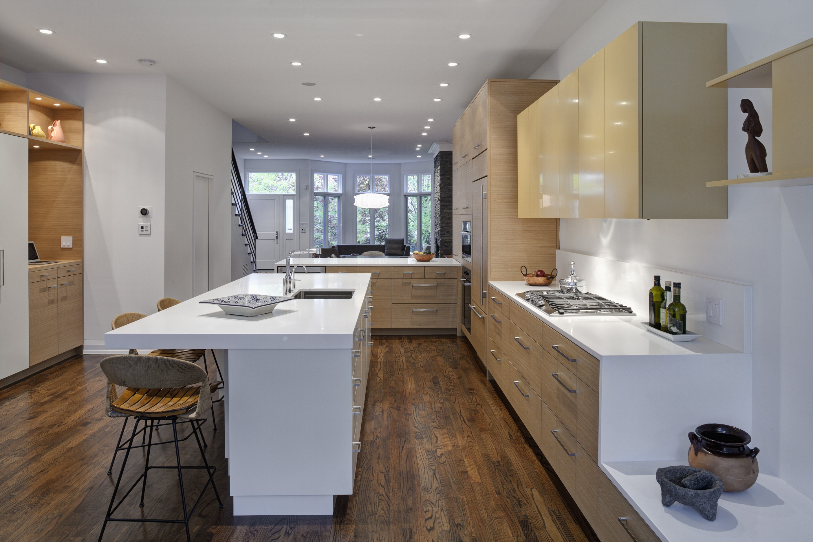 urban mix kitchen small project awards aia chicago