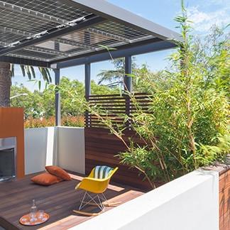 Rooftop Zen