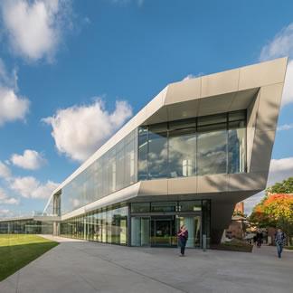 Case Western Reserve University/Tinkham Veale University Center