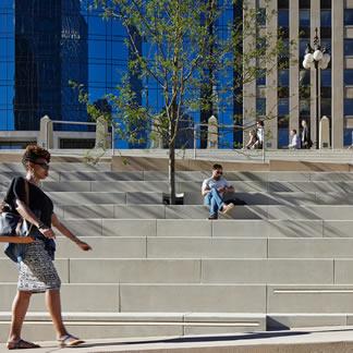 Chicago Riverwalk, Phase II