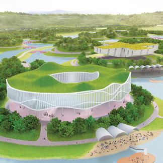 Changde City Master Plan